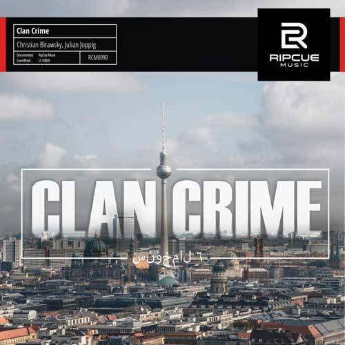 Clan Crime - Das Album für Kriminelle Clas, Verbrechen und Polizeiermittlungen.