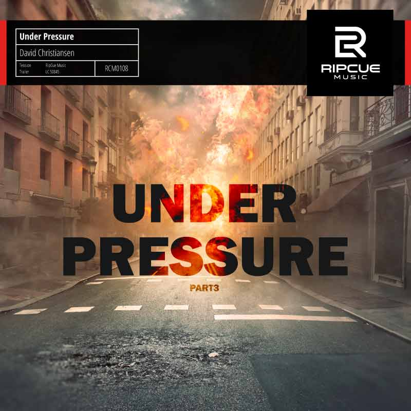 Under Pressure von David Christiansen