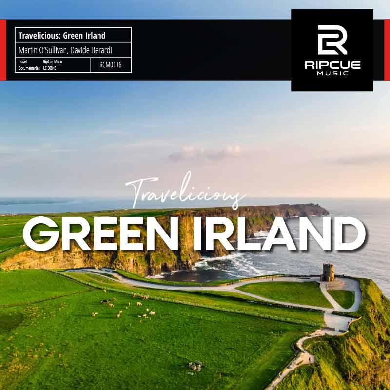 Travelicious: Green Irland von Martin O'Sullivan und Davide Berardi