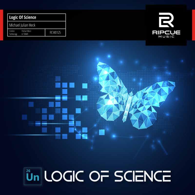 Produktionsmusik Album Logic Of Science von Michael Heck