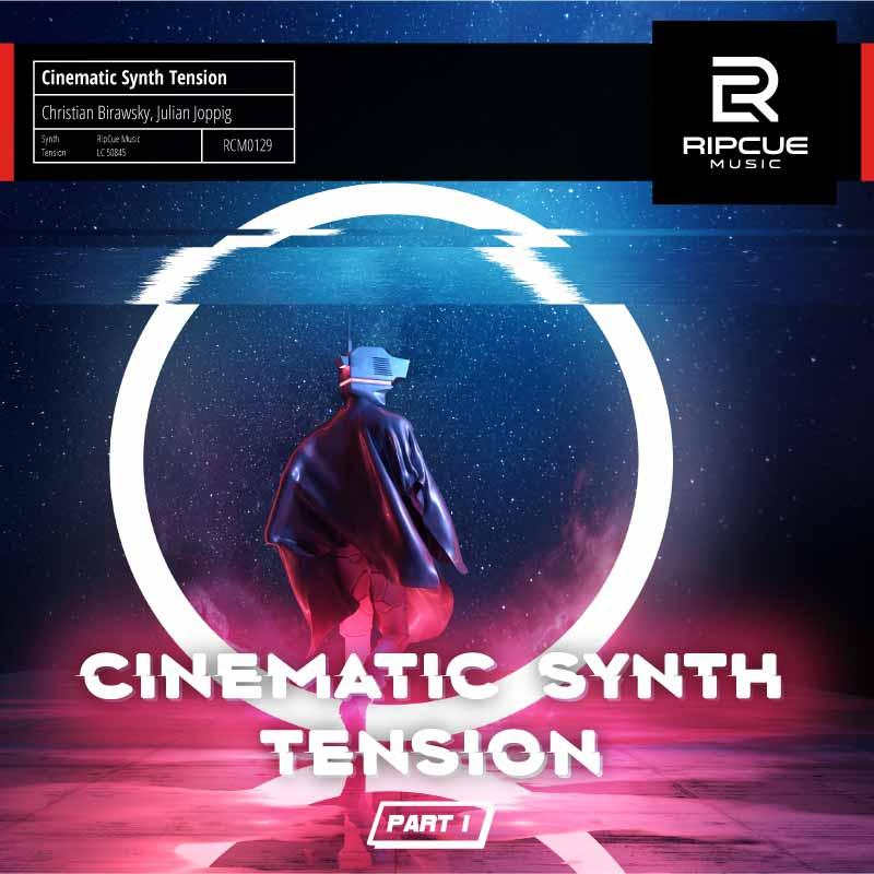 Library Music Album von Bina & Ju Cinematic Synth Tension