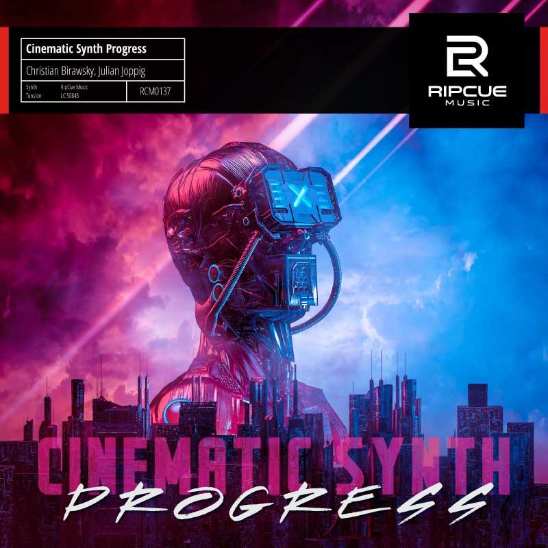 Library Music Album Cinematic Synth Progress