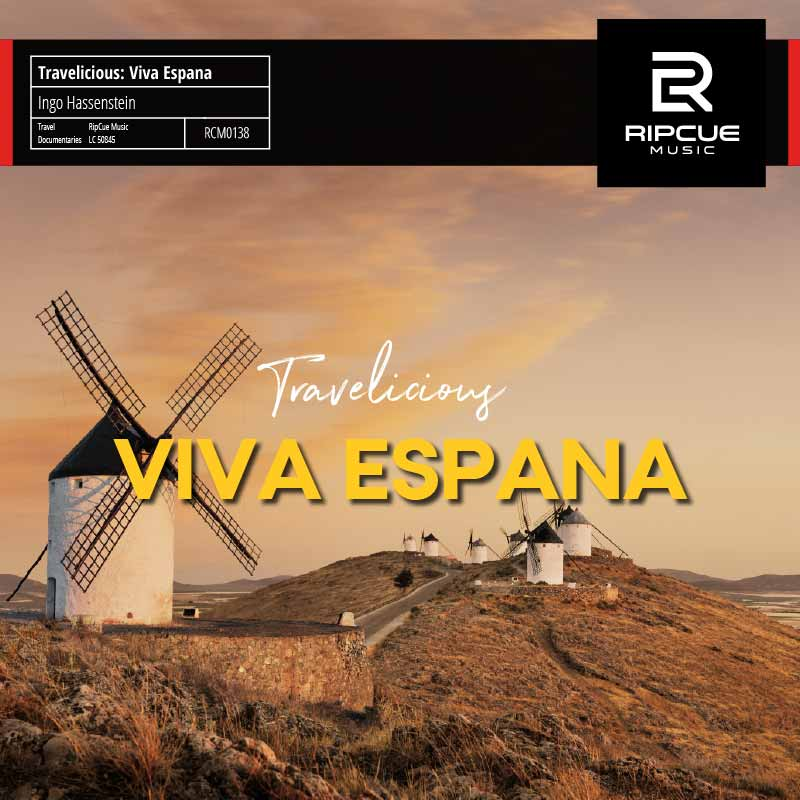 Produktionsmusik Album Viva Espana